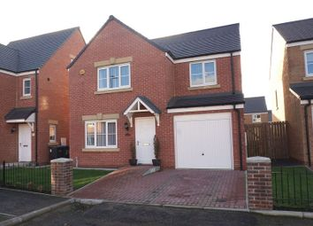 Thumbnail 4 bed detached house for sale in Greenfields, Ross, Ouston, Chester Le Street