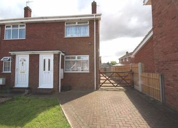 Thumbnail 2 bed semi-detached house to rent in Almond Close, Thorpe Willoughby, Selby