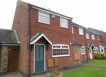Thumbnail 2 bed town house to rent in Stewards Court, Desford, Leicester