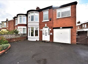 Thumbnail 4 bed semi-detached house for sale in Park Road, Blackpool, Lancashire