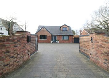 Thumbnail 5 bed detached house for sale in Western Way, Darras Hall, Newcastle Upon Tyne, Northumberland