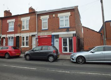 Thumbnail 2 bed flat for sale in Asfordby Street, Off Green Lane Road, Leicester