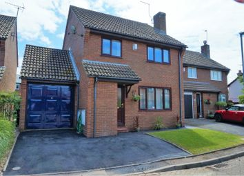 Thumbnail 3 bed detached house for sale in Sheriden Way, Sturminster Marshall, Wimborne