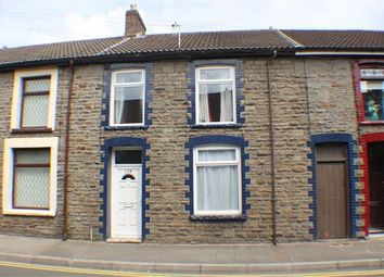 Thumbnail Terraced house to rent in Ynyscynon Road, Trealaw, Rhondda Cynon Taff