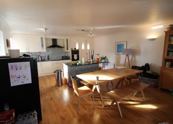 Thumbnail 3 bed flat to rent in Sailmakers Court, William Morris Way, Imperial Wharf