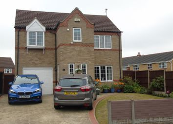 Thumbnail 3 bed detached house for sale in Woodfield Avenue, Lincoln