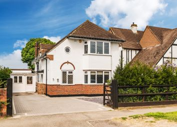 Thumbnail 4 bed detached house for sale in Merland Rise, Tadworth