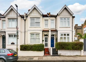 Thumbnail 3 bed terraced house for sale in Chertsey Street, London