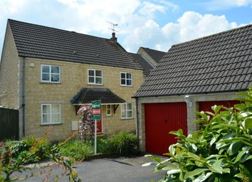 Thumbnail 4 bed detached house for sale in Swansfield, Lechlade