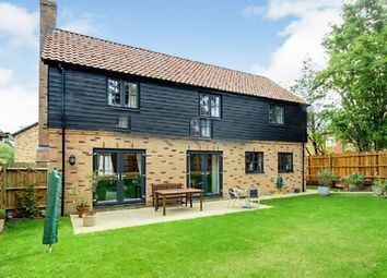 Thumbnail 4 bed detached house for sale in Applewood, Buntingford