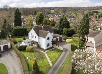 Thumbnail 4 bed detached house for sale in Sunway Grove, Styvechale, Coventry