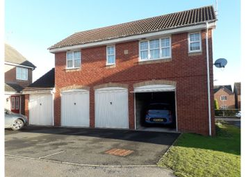Thumbnail 1 bed flat for sale in Torres Close, Warwick