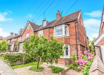 Thumbnail 3 bedroom end terrace house for sale in High Street, Barcombe, Lewes, East Sussex