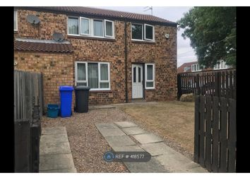 Thumbnail 3 bed end terrace house to rent in Thorpe Green, Sheffield