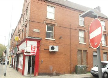 Thumbnail 1 bed flat to rent in 242 County Road 4, Flat 4, Liverpool