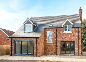 Thumbnail 4 bed detached house for sale in Hervey Road, Sleaford