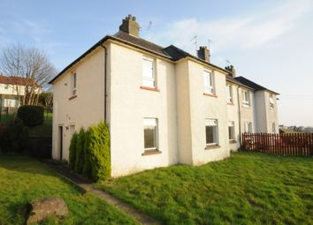 Thumbnail 3 bed flat for sale in 22 Cherry Crescent, Clydebank
