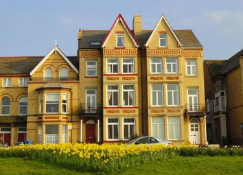 Thumbnail 8 bed terraced house for sale in Marine Drive, Rhyl