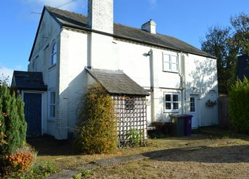 Thumbnail 2 bedroom cottage to rent in Roe Green, Sandon