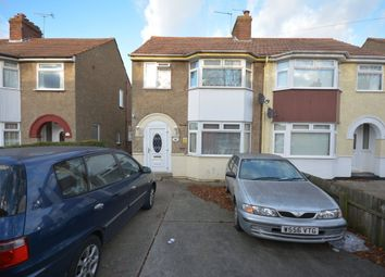 Thumbnail 3 bedroom semi-detached house for sale in Kimberley Road, Lowestoft
