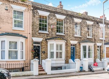 Thumbnail 3 bed terraced house for sale in High Street, St. Peters, Broadstairs
