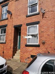 Thumbnail 4 bed terraced house to rent in Burley Lodge Terrace, Hyde Park, Leeds