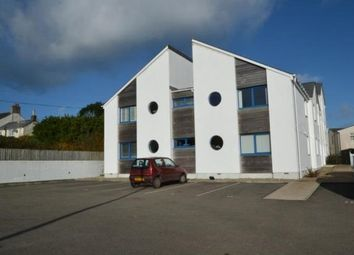 Thumbnail 1 bed flat to rent in Longstone Hill, Carbis Bay, St. Ives