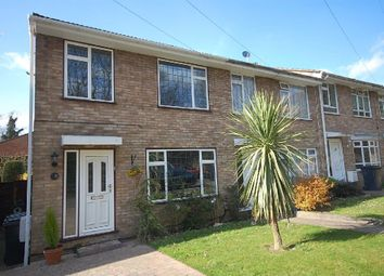 Thumbnail 3 bed end terrace house to rent in Kestrel Close, Watford