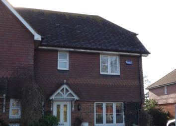 Thumbnail 2 bed semi-detached house to rent in Meadow View, Sayers Common, Sayers Common