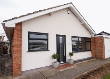 Thumbnail 3 bed detached bungalow for sale in Peacock Crescent, Hest Bank, Lancaster