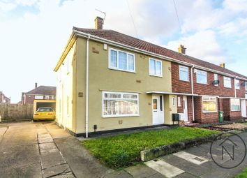 Thumbnail 3 bed end terrace house for sale in Melrose Avenue, Billingham