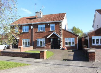Thumbnail 4 bed semi-detached house for sale in 21 Bective Place, Kells, Meath