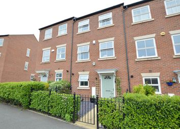 Thumbnail 4 bed terraced house for sale in Horseshoe Crescent, Nether Hall Park, Great Barr