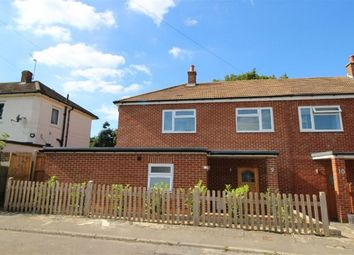 Thumbnail 4 bed semi-detached house to rent in Bullfinch Close, Sevenoaks