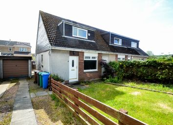 Thumbnail 3 bed semi-detached house for sale in Porterfield, Comrie, Dunfermline