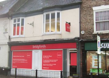 Thumbnail Retail premises to let in Queen Street, Ripon