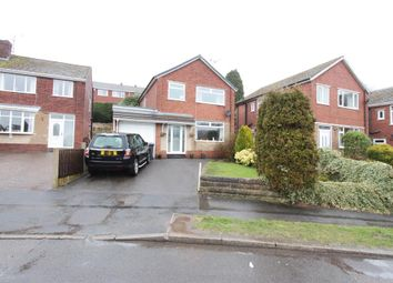 Thumbnail 3 bed detached house for sale in Falcon Road, Dronfield