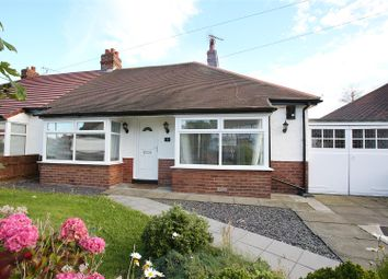 Thumbnail 2 bed semi-detached bungalow for sale in Brantwood Avenue, Whitley Bay