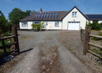 Thumbnail 3 bed detached bungalow for sale in Tiggle Hollow, Sleetbeck Road, Roadhead, Carlisle