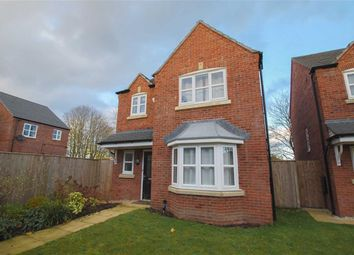 Thumbnail 3 bed detached house for sale in Wilpshire Close, Bury, Greater Manchester