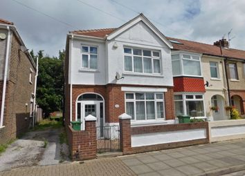 Thumbnail 3 bedroom end terrace house for sale in Doyle Avenue, Portsmouth