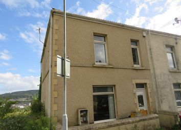 Thumbnail 4 bed end terrace house for sale in Trewyddfa Road, Morriston, Swansea