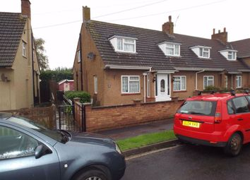 Thumbnail 3 bed end terrace house to rent in Worthy Crescent, Lympsham, Somerset