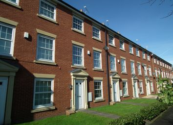 Thumbnail 3 bedroom town house to rent in Carter Close, Nantwich