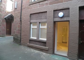 Thumbnail 1 bedroom flat to rent in Ogilvys Close, Kirriemuir