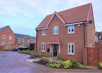 Thumbnail 3 bed semi-detached house for sale in Ward Road, Castleford