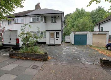 Thumbnail 3 bed semi-detached house for sale in Crawford Avenue, Wembley