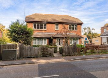 Thumbnail 2 bed flat for sale in Aldershot Road, Church Crookham, Fleet
