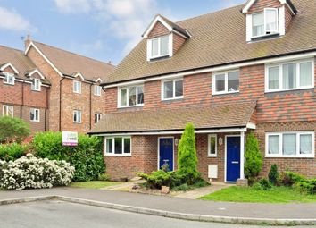 Thumbnail 4 bed town house to rent in Pondtail Park, Horsham