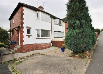 Thumbnail 2 bedroom semi-detached house for sale in Youlgreave Drive, Sheffield